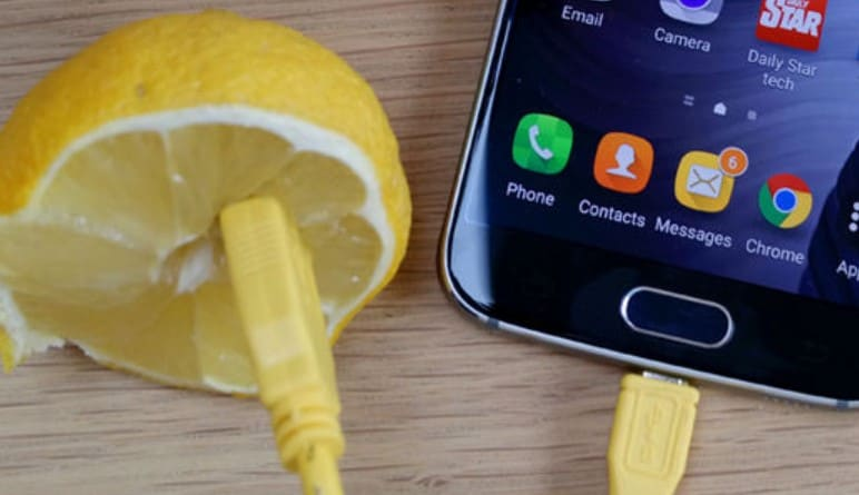 Five Bizarre Ways To Charge Your Phone Without A Charger