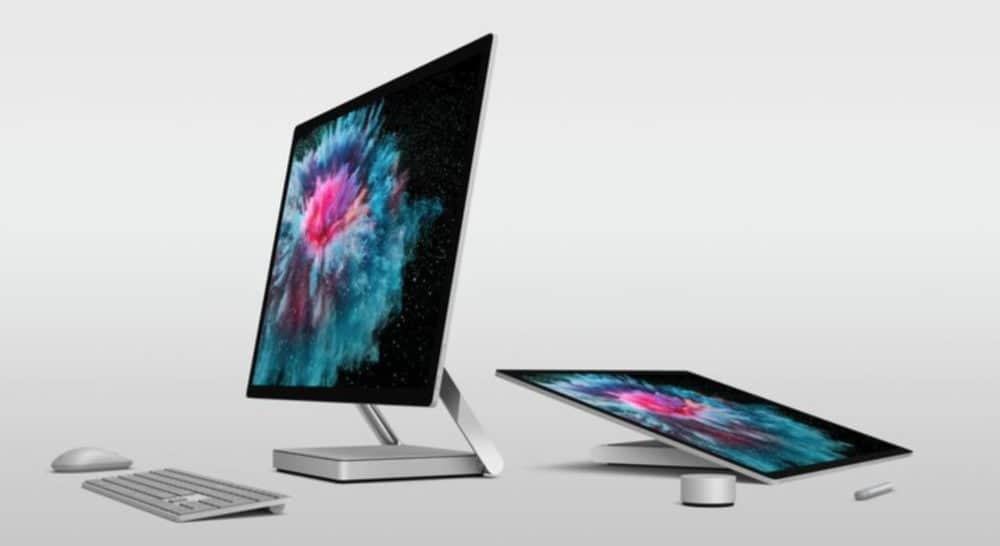 Microsoft Surface Studio vs Apple iMac 5K