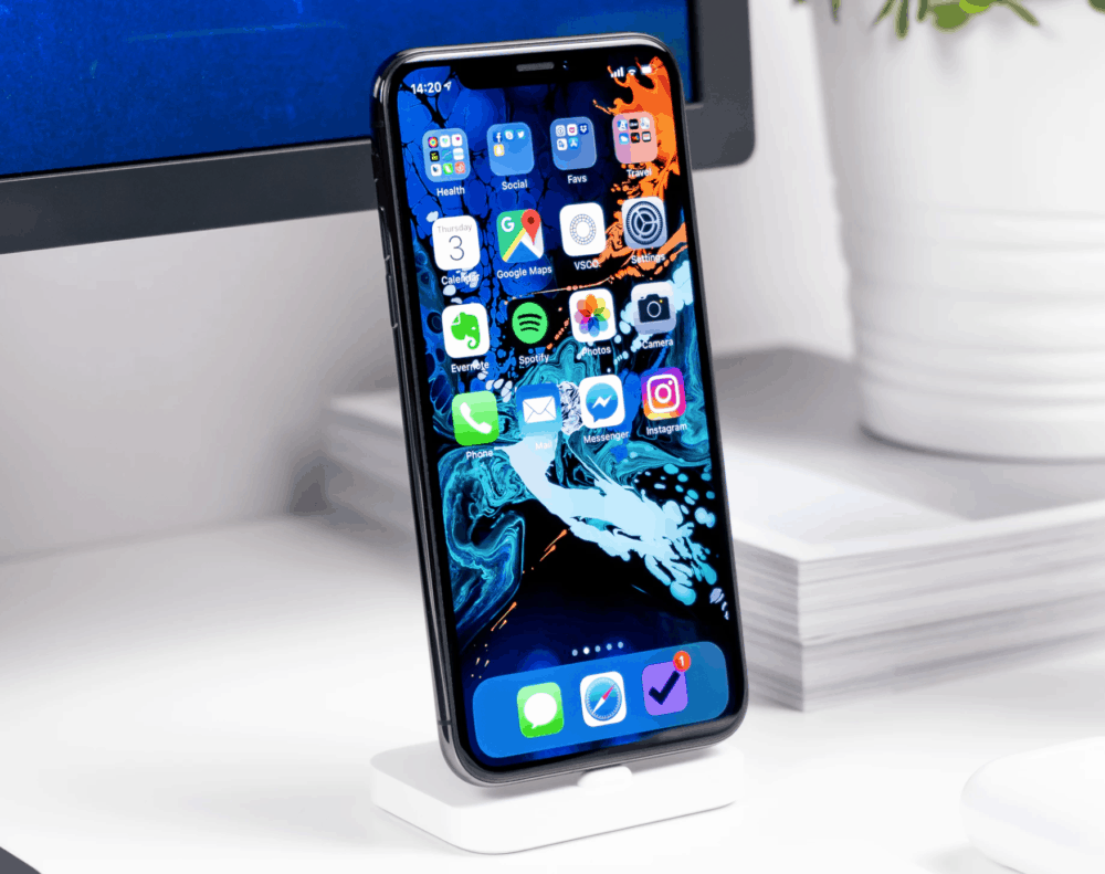 iPhone 7 gegen iPhone XS