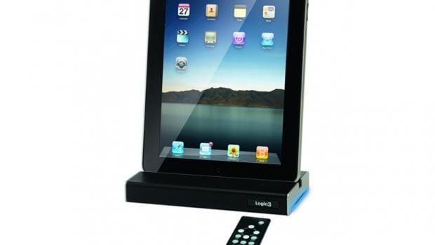 Logic 3 i-Station Base for iPad review
