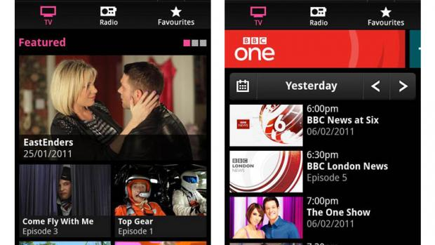 BBC iPlayer review (Android)