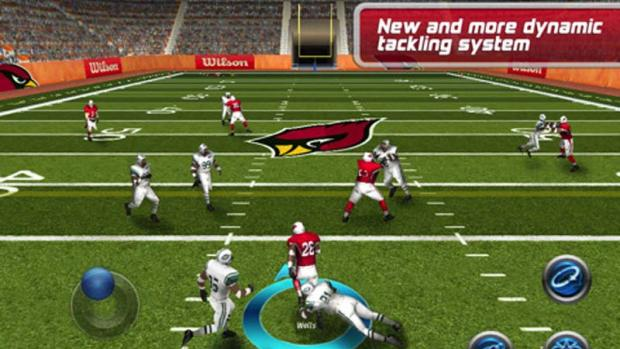 NFL 2011 HD for iPad review