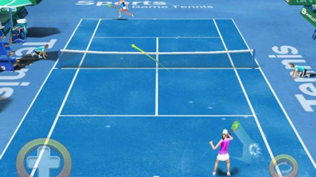 Real Tennis HD for iPad review