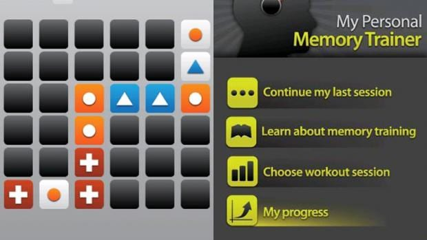 Memory Trainer review