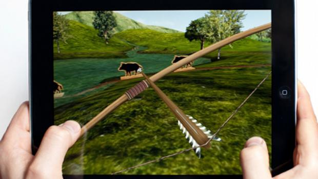 Bowmaster HD for iPad review