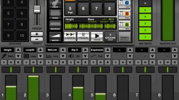 GroveMaker Free for iPad review