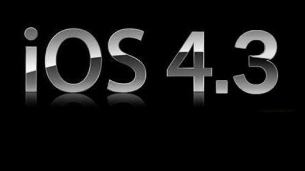 Apple iOS 4.3 for iPad review
