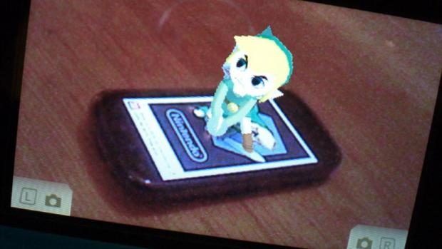 We review 3DS AR Cards, an app which allows you to play