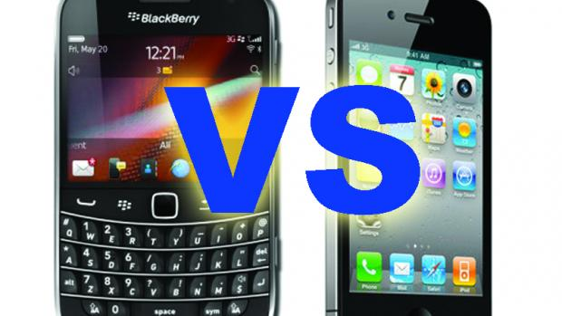 We see how the BlackBerry Bold Touch 9900 stacks up against