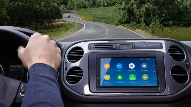 You don't need a new car to take advantage of Android in