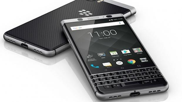 We take a look at BlackBerry's best Android phones