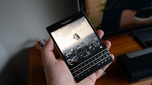 BlackBerry is BACK with one of the most unique and quirky
