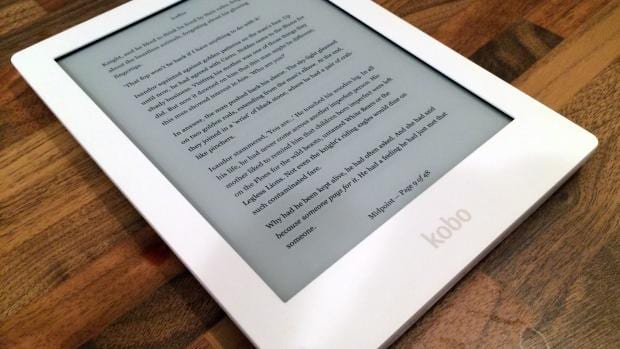 Kobo gives Amazon a serious run for its money with the
