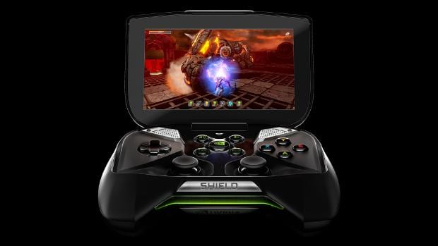 Rocking a Tegra 4 chipset and an Xbox-style controller, is