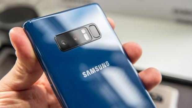Samsung's Deep Sea Blue colour option is now available for