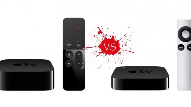 The new Apple TV DESTROYS the old one