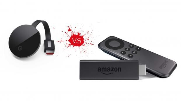 Which dongle does it best? The Amazon Fire Stick or Google's