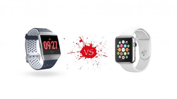 There's a new Apple Watch competitor on the market and it's