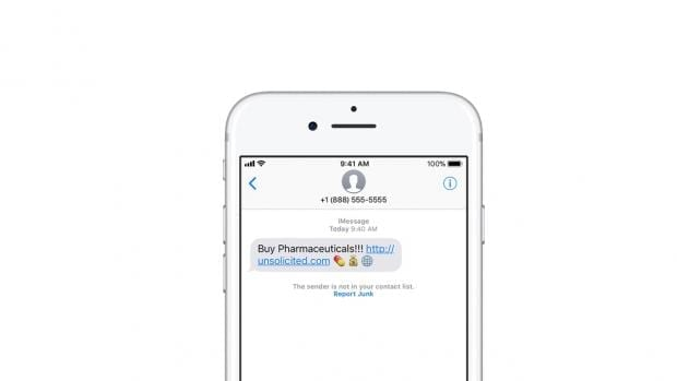 Protect your iPhone from spam and stalkers – this is how you