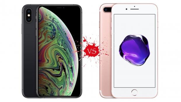 iPhone XS Max vs iPhone 7 Plus – How Do They Compare?