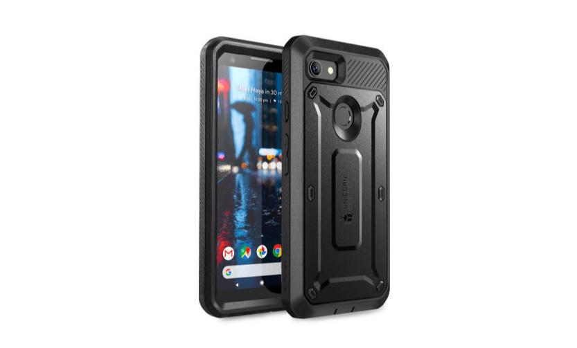 i-Blason UB Pro Case For Google Pixel 3A Black