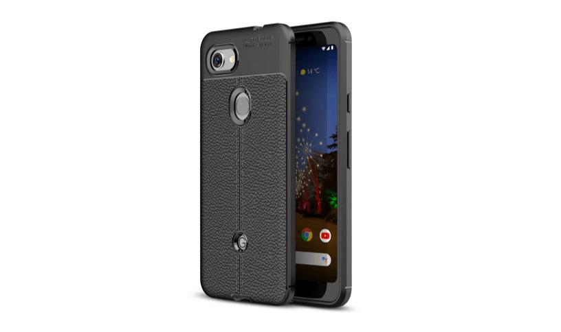 Olixar Attache Google Pixel 3a Leather-Style Case
