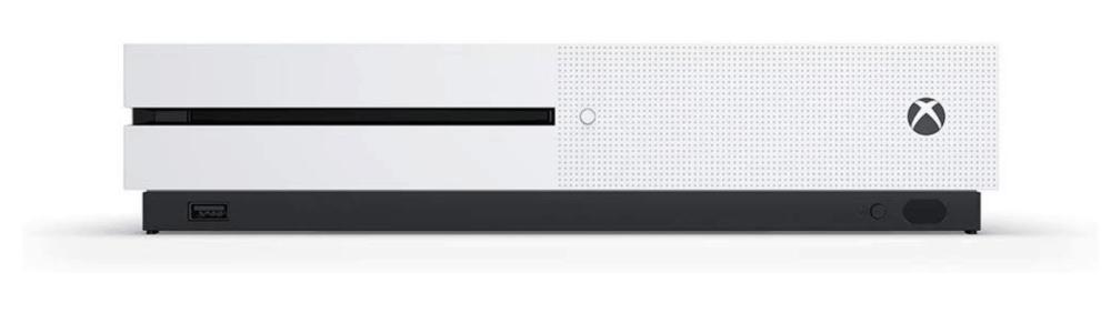Xbox One gegen Xbox One S