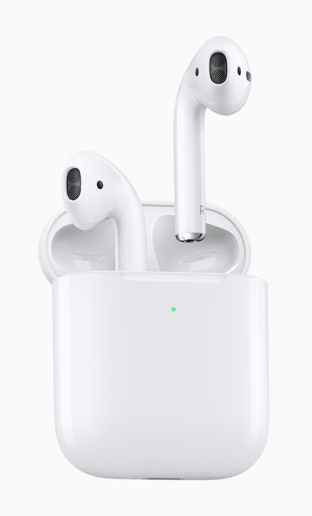 Apple's New AirPods vs Apple's Original AirPods