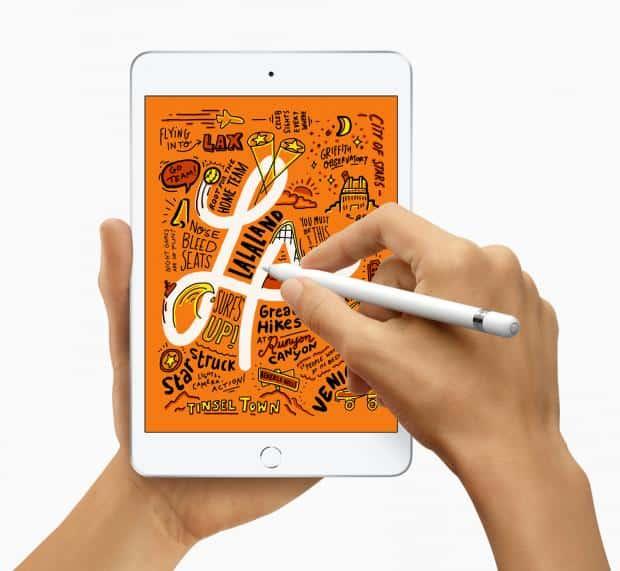The New iPad mini (2019) vs The iPad mini 4 (2017)