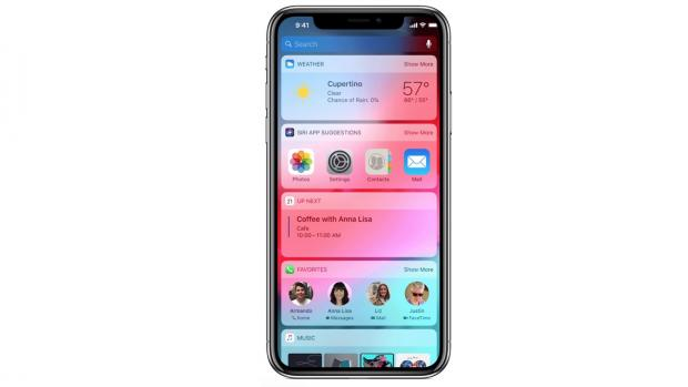 How To Use iOS 12's Widgets On Your iPhone XR & XS | Know