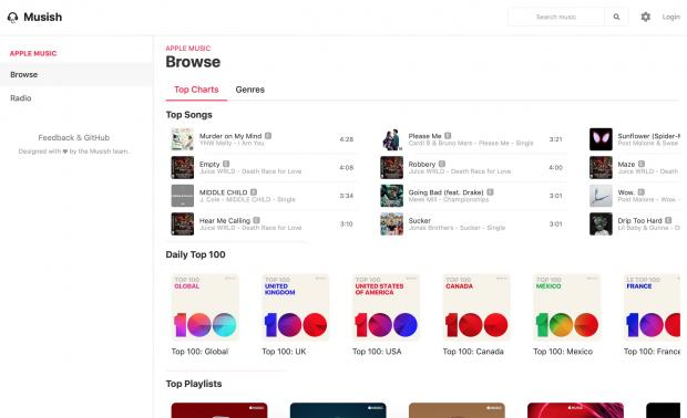 How To Listen To Apple Music On The Web