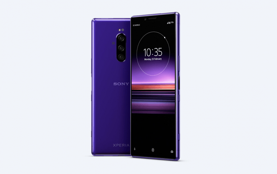 Sony's New Xperia Phones Are Oddly Long And Thin, And We're Cool With It