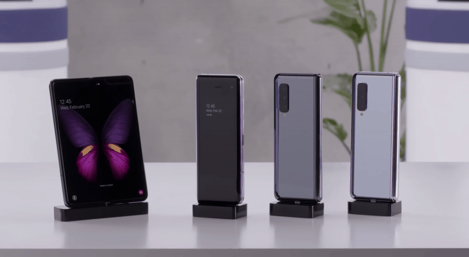 Good Luck Getting A Galaxy Fold This Year