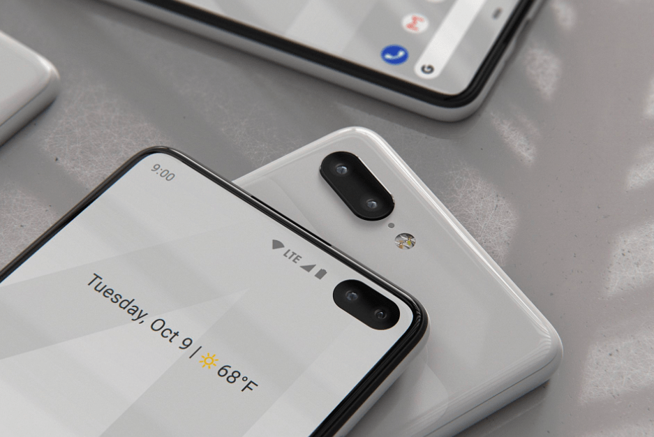 Google Pixel 4-Kamera