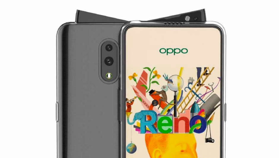 Oppo's 'Shark Fin' Pop-Up Camera Is Just Awesome...