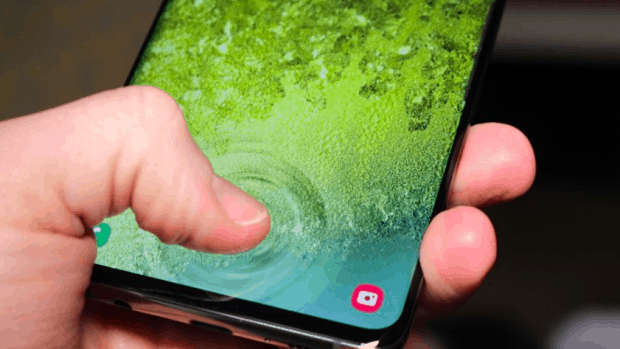 The Galaxy S10 Can Be Fooled By A 3D-Printed Pinkie