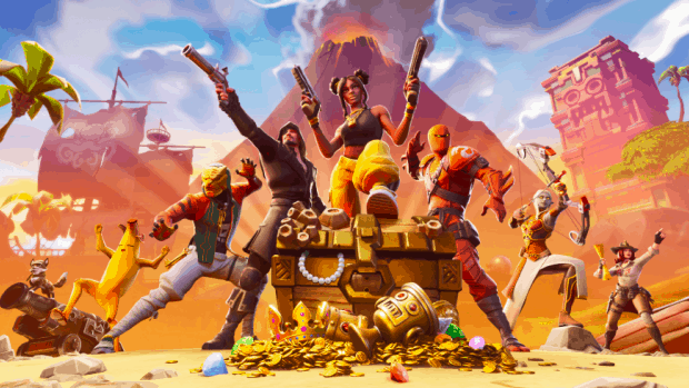 Fortnite's Best Location (Tilted Towers) Is Gone...