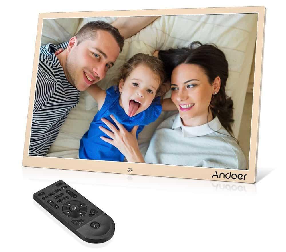 Andoer 15.4inch LED Digital Photo Frame