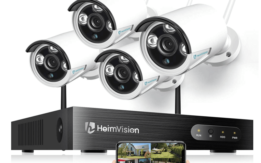 HeimVision HM241 Security Camera Review: 2019's Best System?