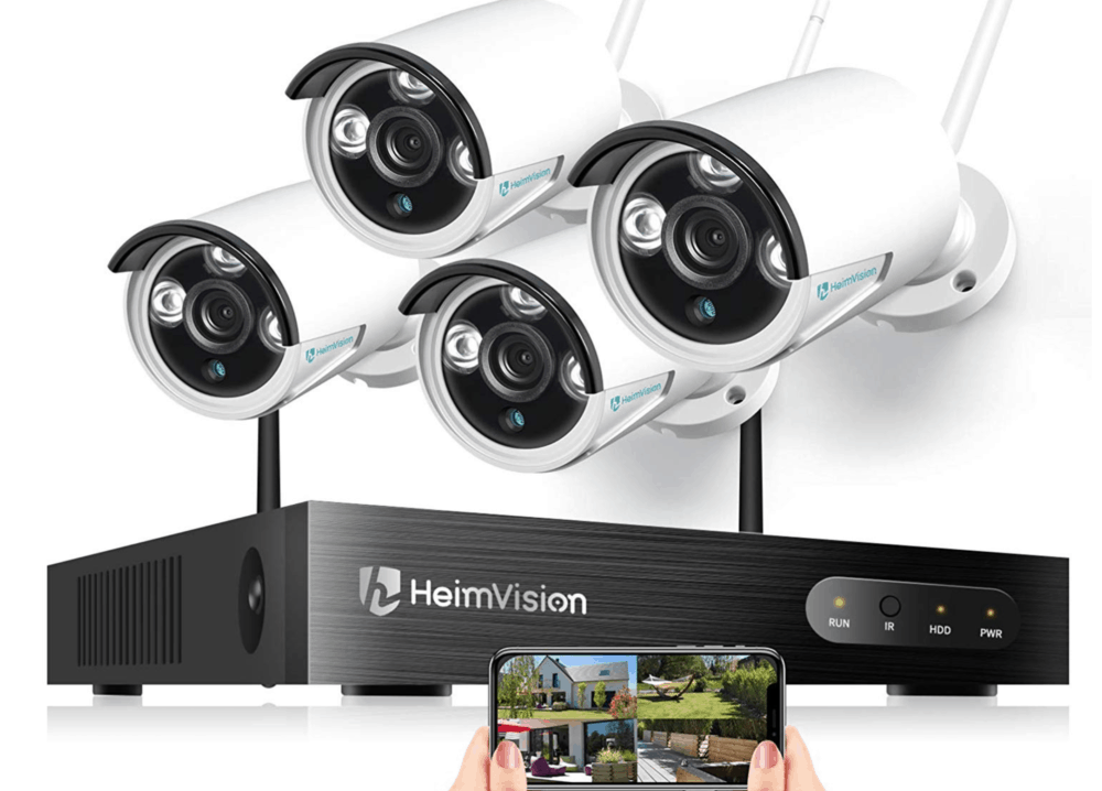 HeimVision HM241 Wireless Security Camera System review-4