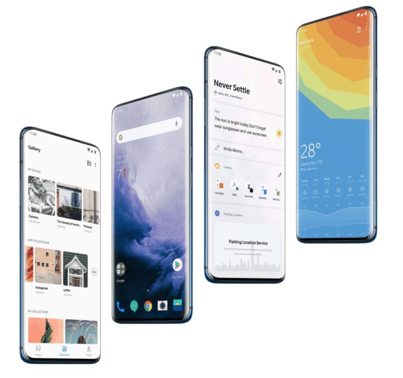 EE 5G Phones