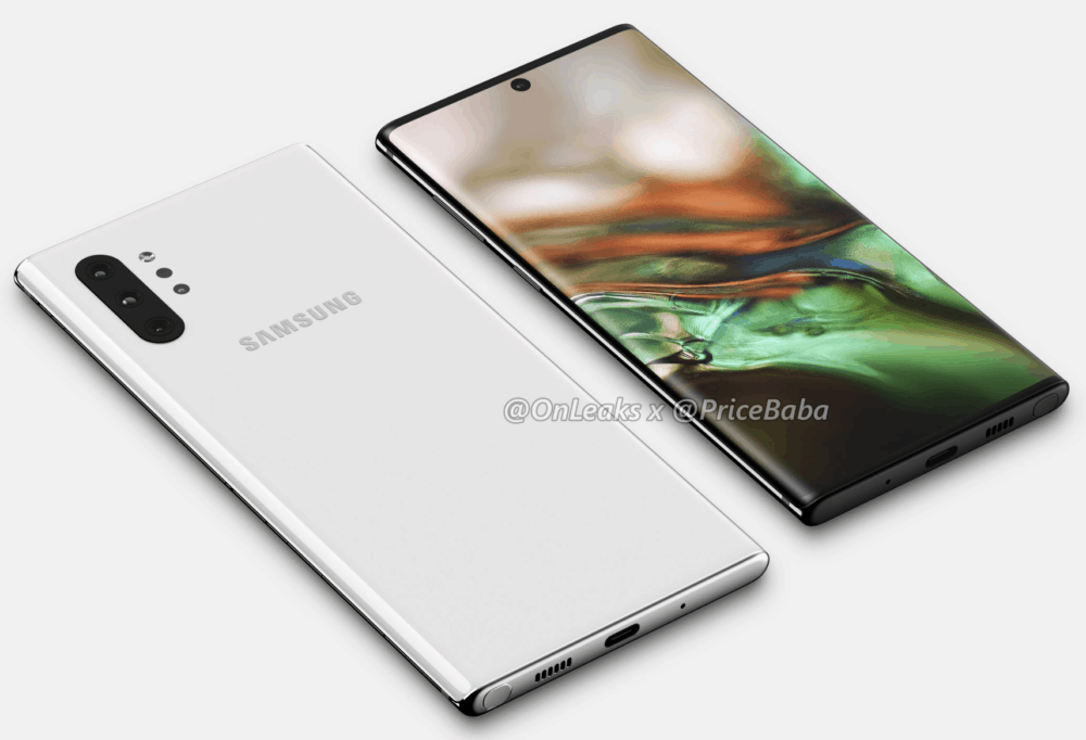 Samsung Galaxy Note 10 Release Date & Specs
