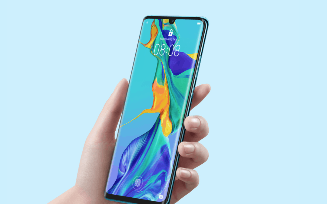 Huawei's Android Replacement Is Smoking Hot, Apparently