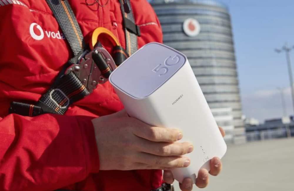 Vodafone 5G GigaCube