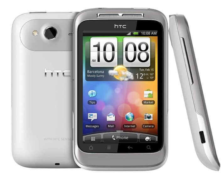 HTC Could Be Resurrecting Its Wildfire Line Of Phones