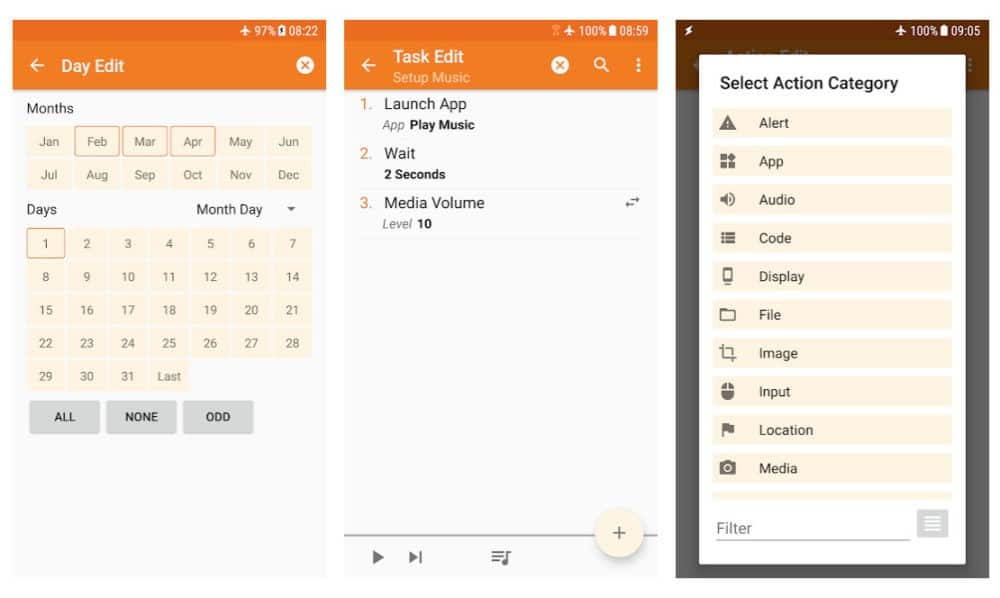 Tasker 5 8 Update Adds A Bunch of KILLER New Automations
