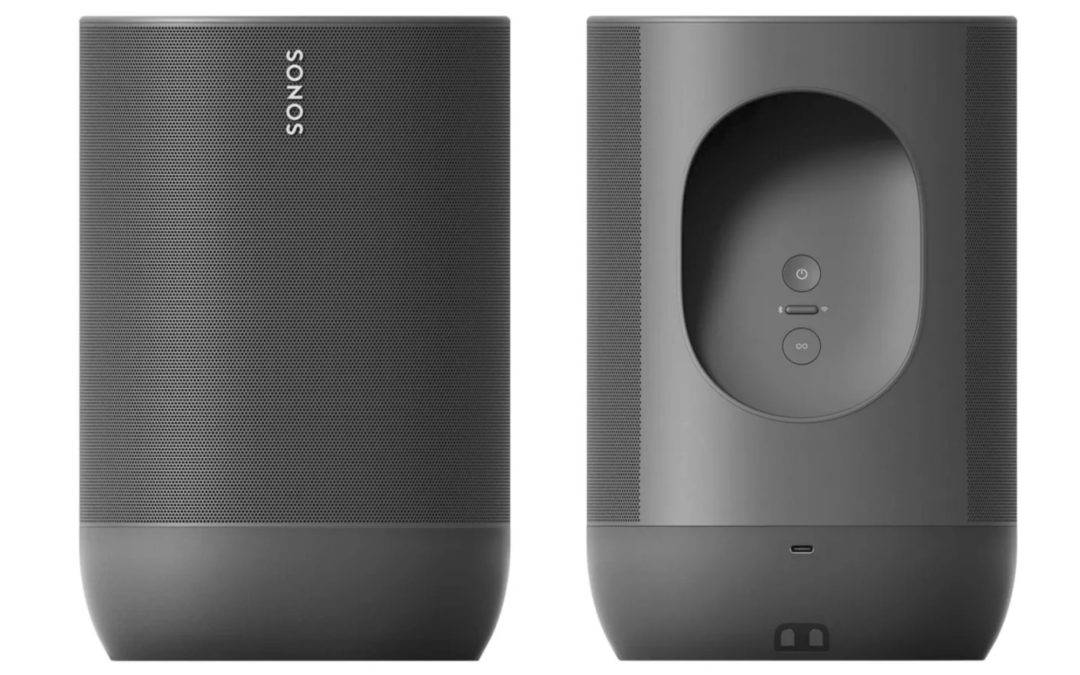 SONOS' FIRST EVER Truly Wireless, Bluetooth Speaker Has Just Leaked…