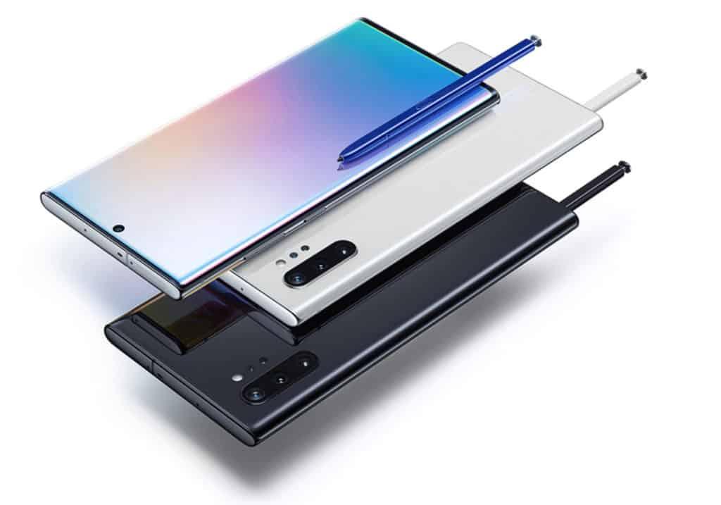 Samsung Galaxy Note 10 vs Samsung Galaxy Note 10 Plus