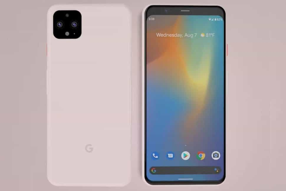 The Most Realistic Google Pixel 4 Design Render You'll See All Week