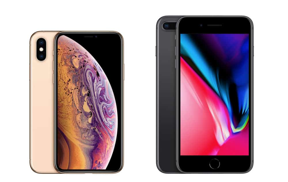 iPhone XS vs iPhone 8 Plus | What's The Difference?